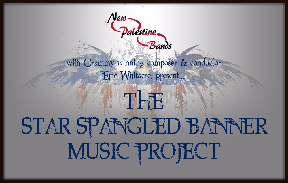 Star Spangled Banner Music Project
