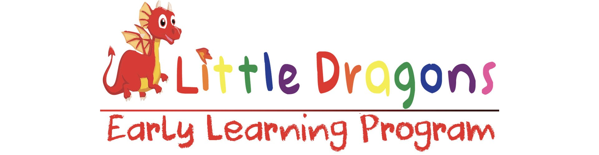 Little Dragons Early Learning Program Logo